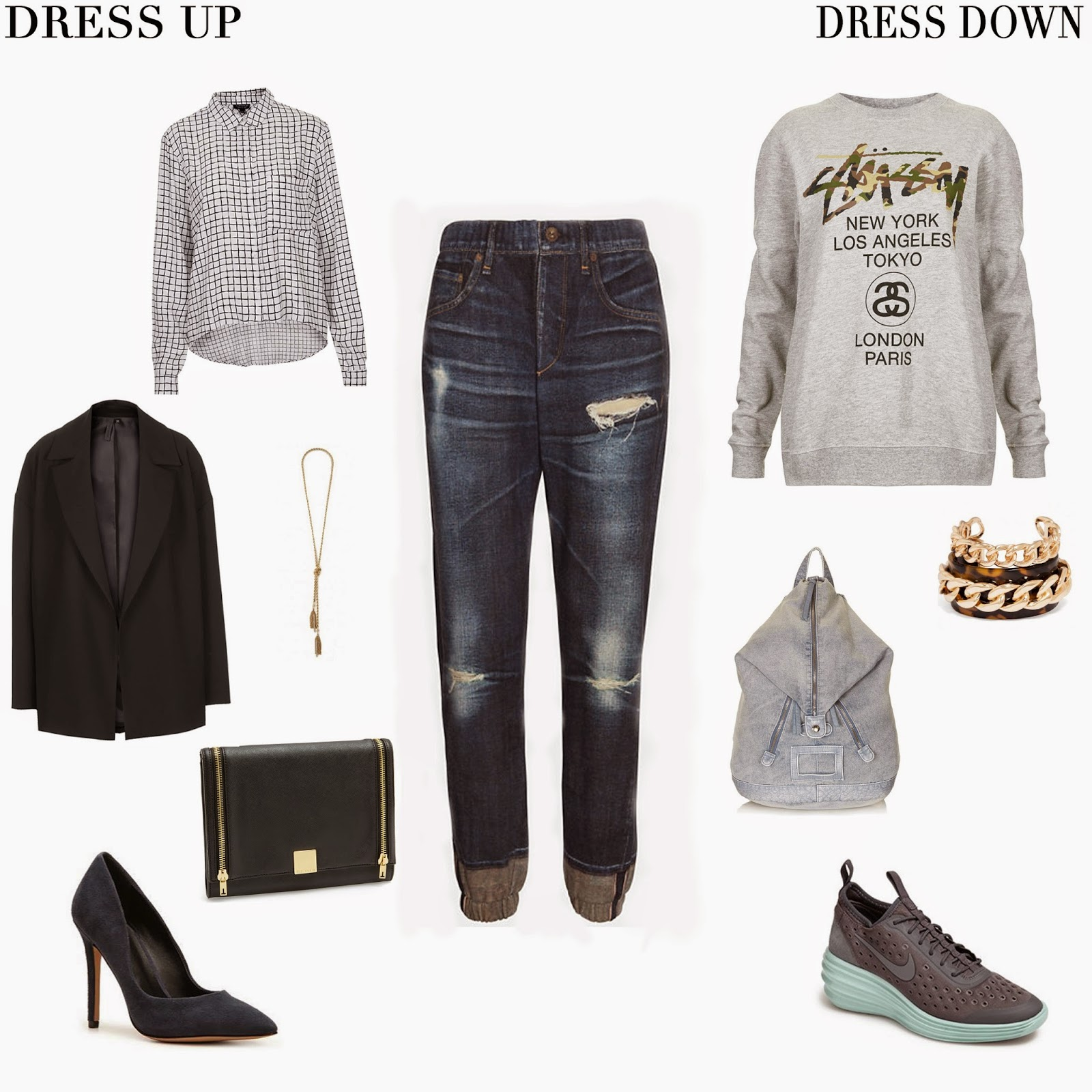 Edie's Closet, Rag & Bone - Dress Up/Dress Down