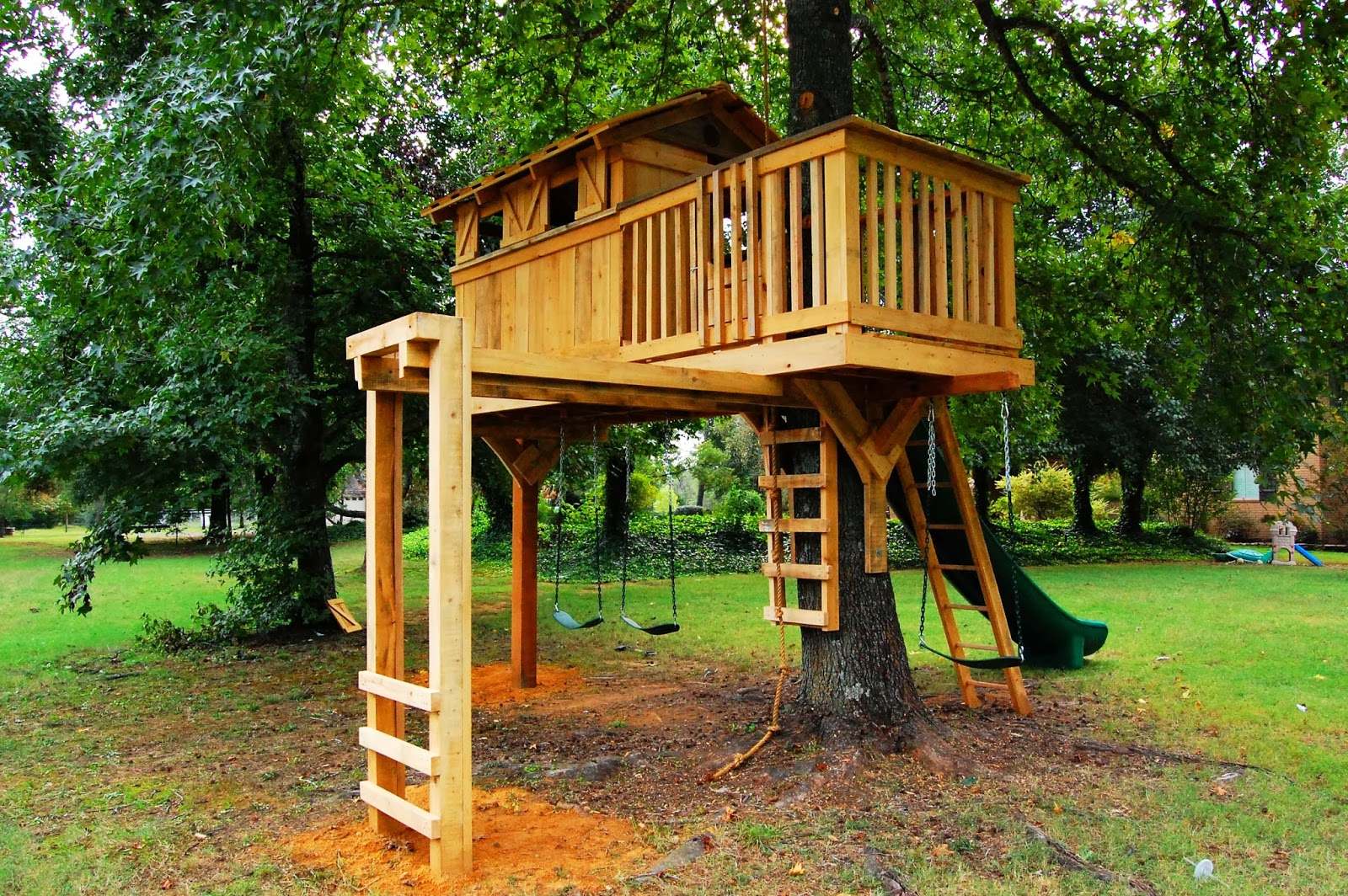 Natural State Treehouses Inc.