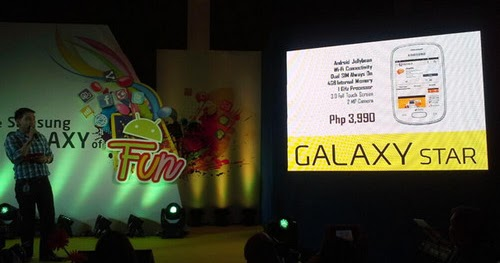 samsung galaxy star price philippines - photo #12