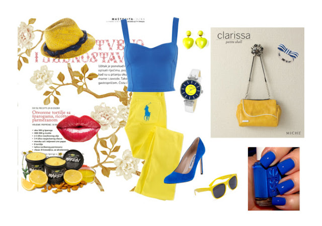 Miche Yellow Clarissa Petite Bag, What Will You Wear With It?