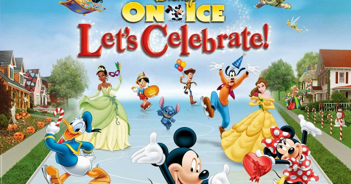 Chiil Mama Win 4 Free Tickets To Disney On Ice Presents Let S