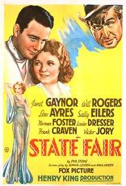 Watch State Fair Online Free 1933 Putlocker