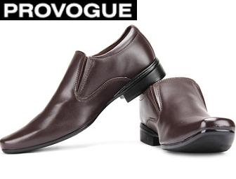 Flipkart: Buy Provogue Men's Footwear at Flat 50% OFF