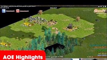 AOE Highlights, Gunny cầm Choson phá đảo Team GameTV