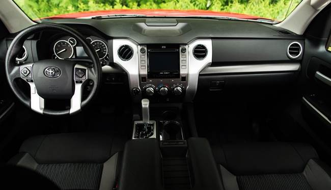 Toyota Tundra Double Cab SR 5.7L TRD Review