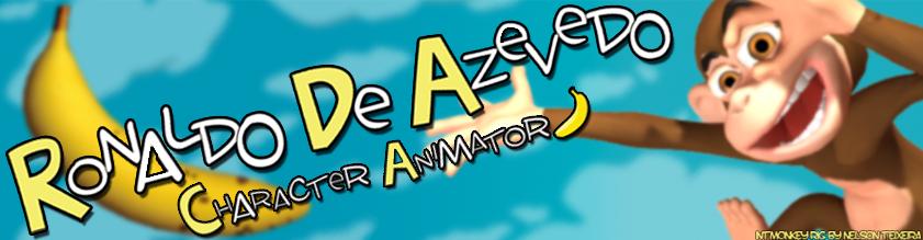 Ronaldo De Azevedo - Character Animator