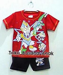 Toko Busana anak, Baju kartun ultraman