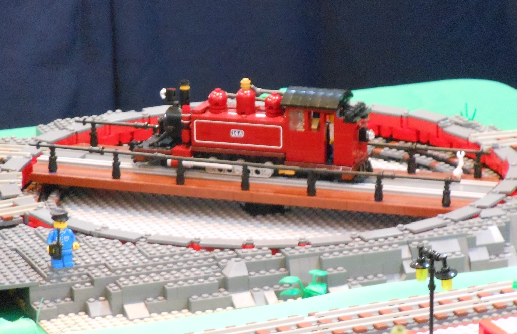 Lego Narrow Gauge Steam Train Lego na Narrow Gauge Steam