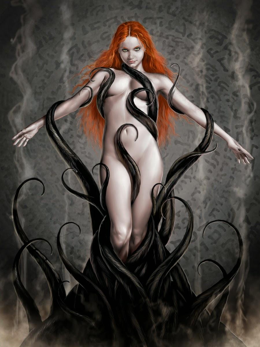 Lilith abandonó el paraíso por voluntad propia al no entenderse con Adán.