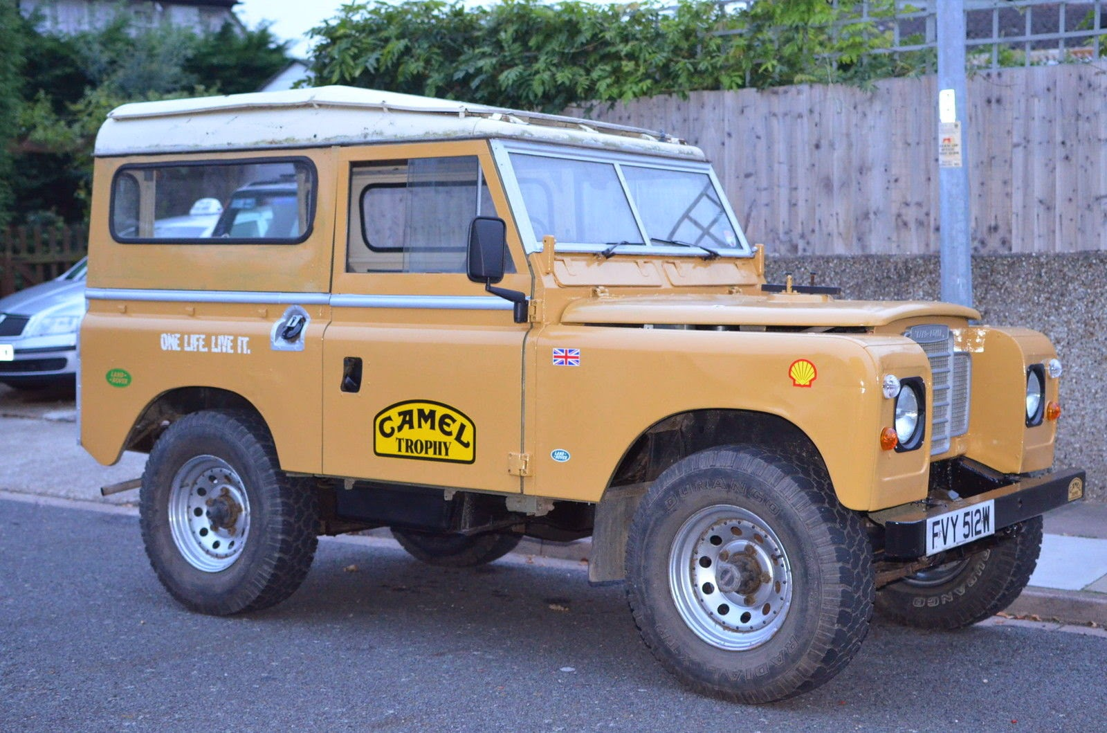 1981 Land Rover Series Iii 88 Swb Iconic Camel Trophy 4x4 Cars