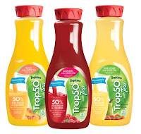 Trop50 Juice With Tea selections