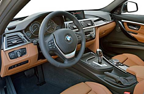 2016 BMW 3 Series Wagon Review