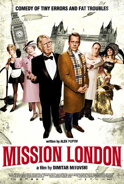 Ver Mission London (2011) Online