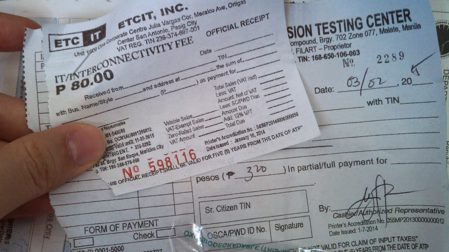 Lady Dawdler How To Renew Your Car Registration At Lto