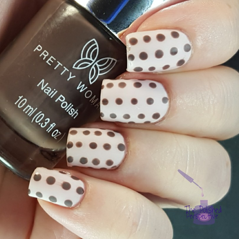 The Polished Perspective: Nail art: dotticure