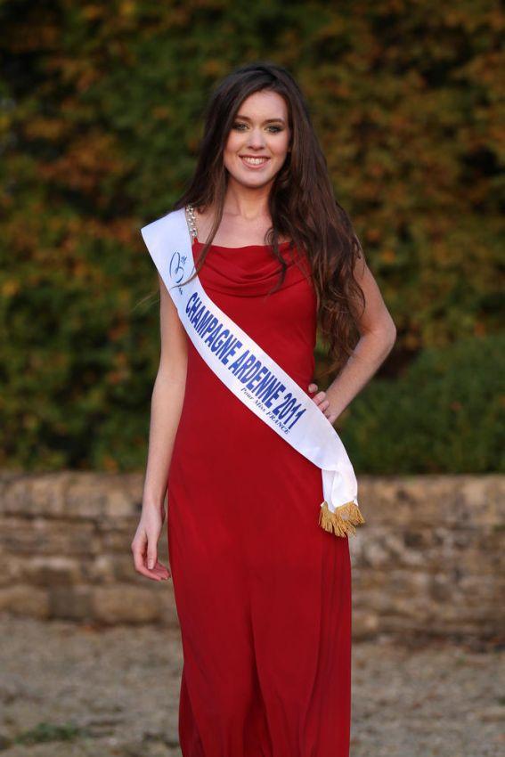 Miss Champagne-Ardenne-Sarah Huard