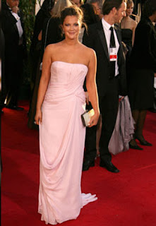 Drew Barrymore Red Carpet