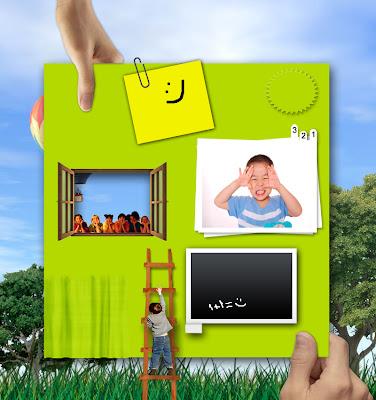 plantilla psd photoshop