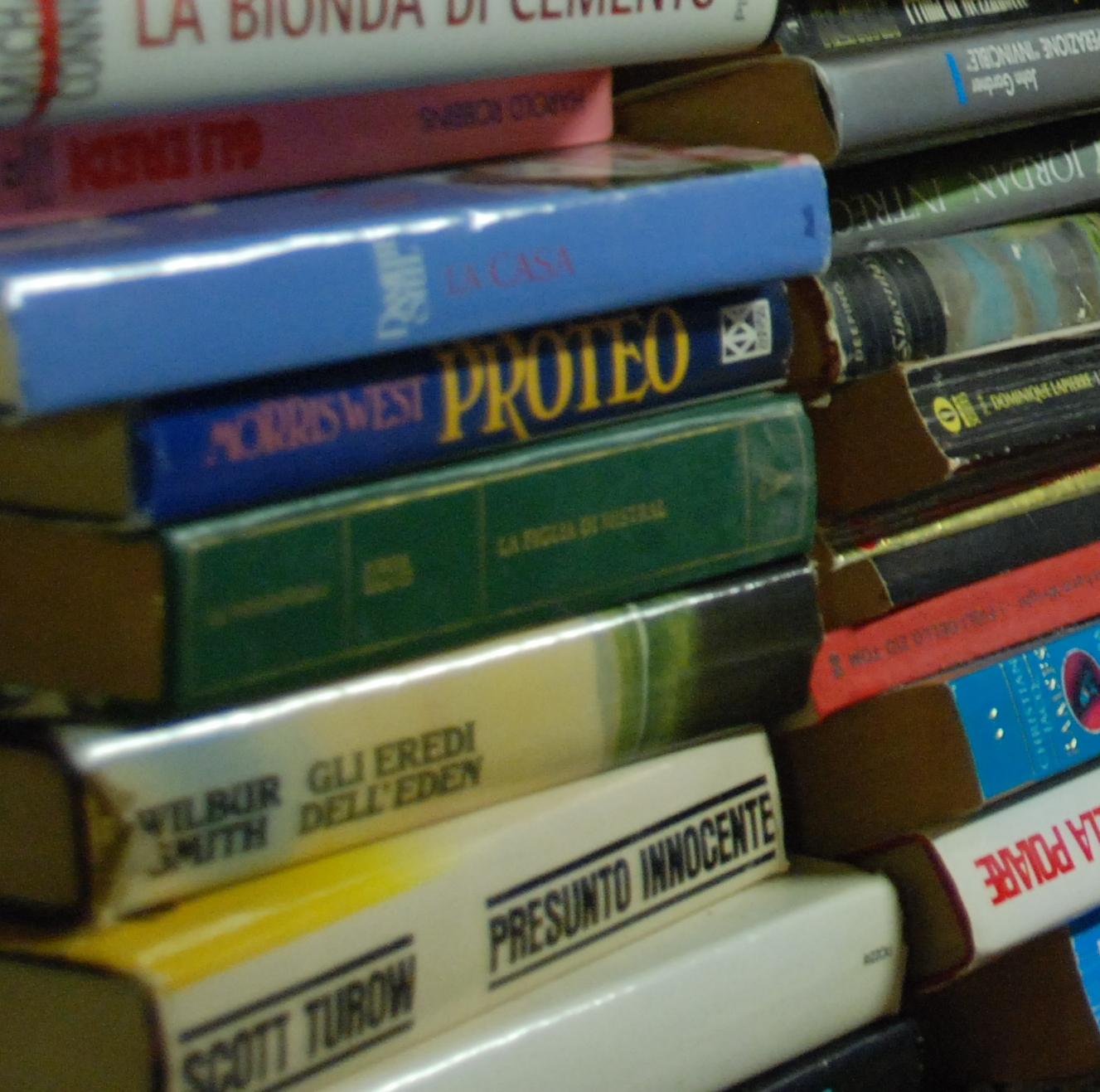 Bücher.