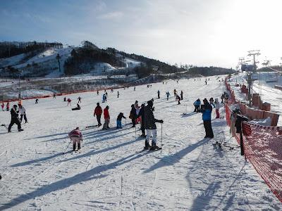 南韓, Alpensia 滑雪場