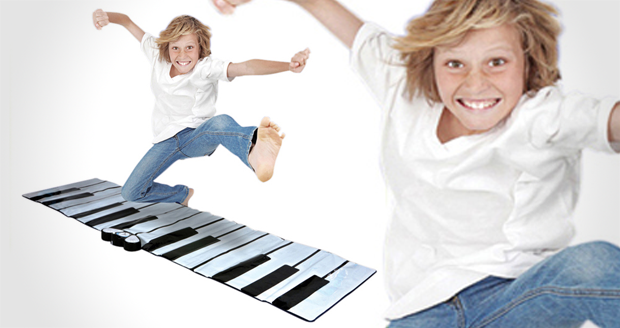 Giant Floor Keyboard