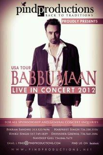 Babbu Maan Live in USA(2012)