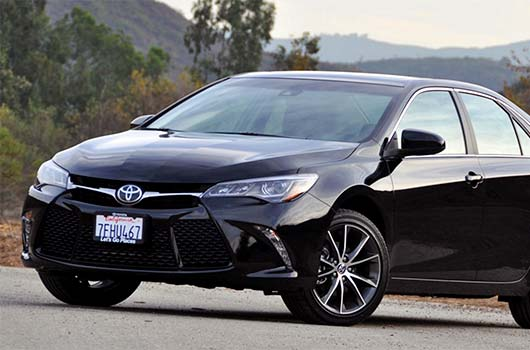 2018 toyota camry xse v6 review toyota camry review