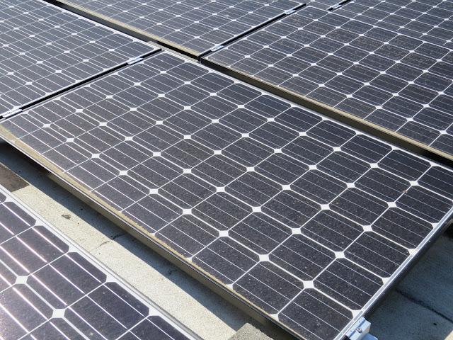 Hyundai 270w solar panels