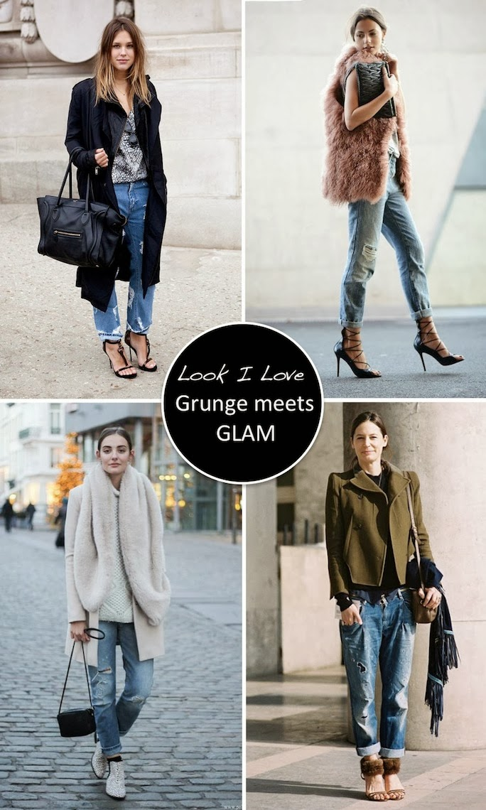boyfriend jeans- street style