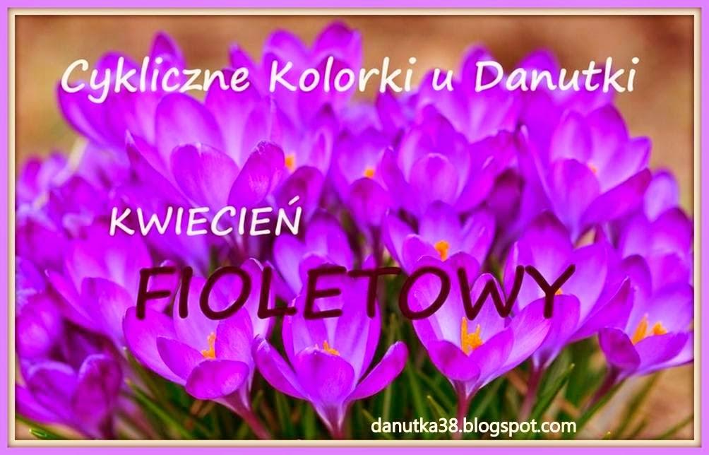 brałam w tym udział- kwiecień fioletowy
