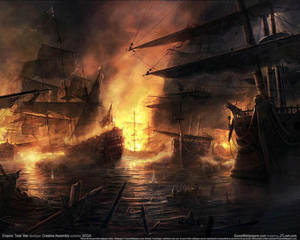 Total War HD & Widescreen Wallpaper 0.158001345560238