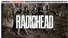 Radiohead primer cabeza de cartel del Bilbao BBK Live Festival