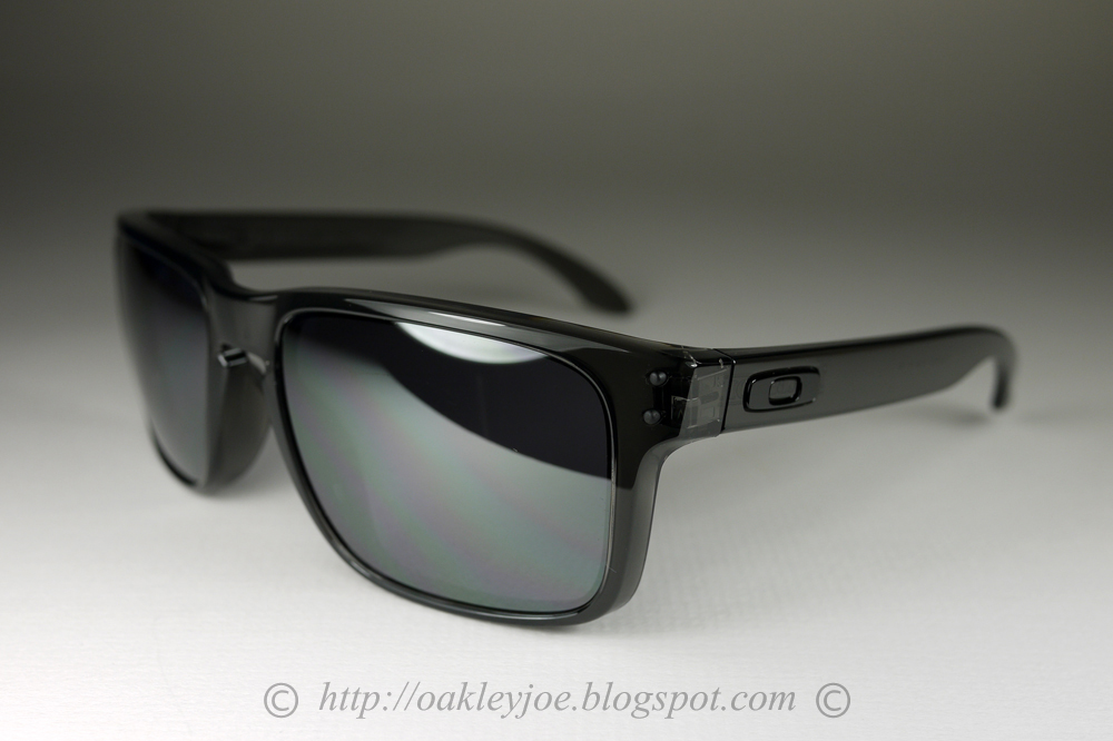 c612b4ab20 Oakley Holbrook Grey Smoke L Black Iridium « Heritage Malta