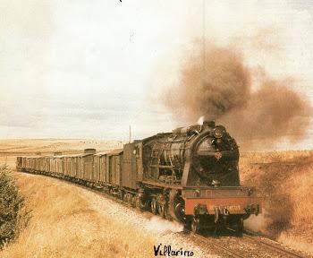 Loc. de vapor  Renfe 240-2273