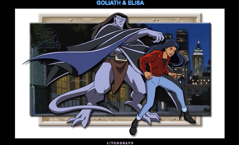 Goliath and Elisa