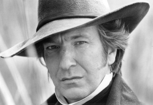 Alan Rickman as Colonel Brandon (Sense and Sensibility 1995)