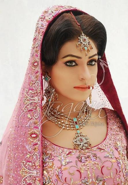 Top Bridal Dresses 2013-2014 By Jugaan