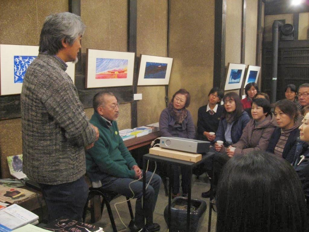 SAKAIMACHI GALLERY-blog