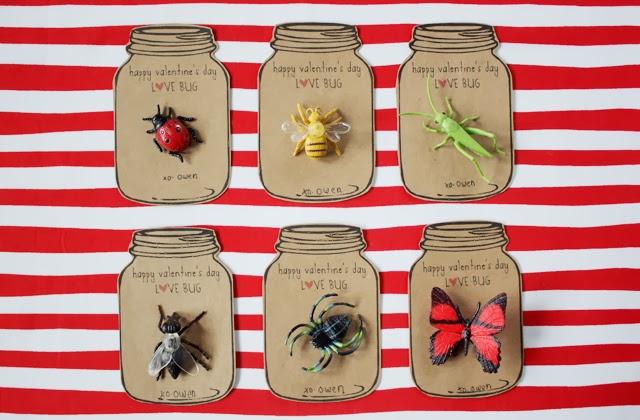Dandee: love Bug Valentines