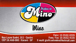 GRÁFICA DO MINO