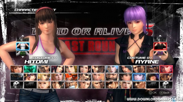 Dead or Alive 5: Last Round PS4 Review