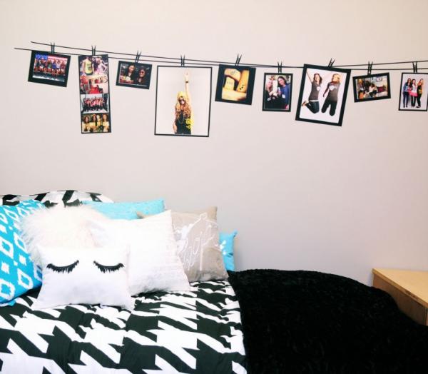 Crazy curiosity ideas para darle un nuevo look a tu for Como decorar una habitacion sin gastar dinero
