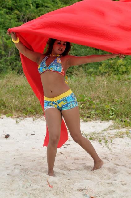 telugu actress bikini photos