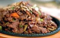 Masakan Korea Bulgogi