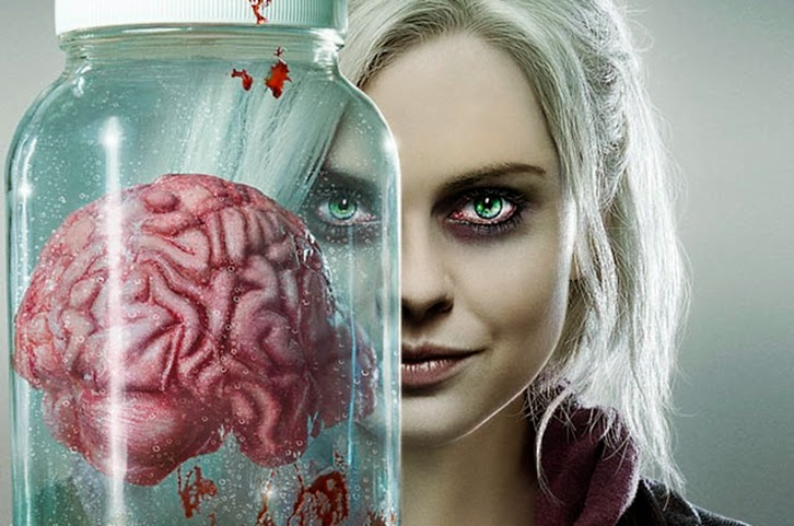 iZombie - New Promotional Posters *More Added*