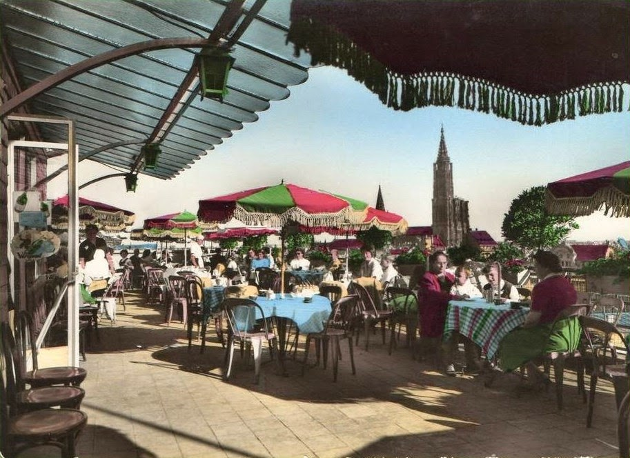 Commerces immarcescibles la terrasse des grandes galeries for Salon mer et vigne strasbourg 2017