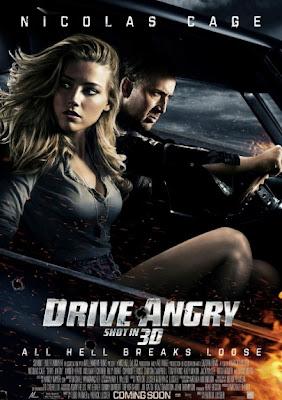 Drive Angry 3D (2011) BRRip 720p Half SBS Mediafire