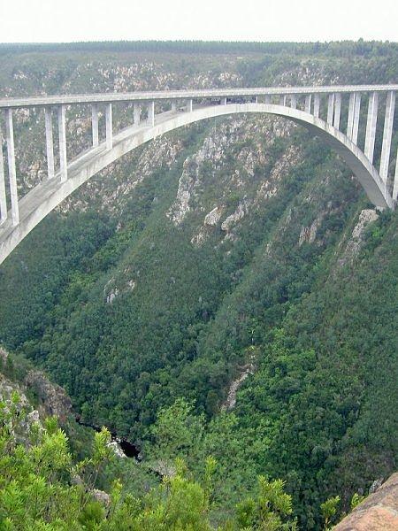 jembatan, tower, bridge, bunggee jumping, lompat tinggi, bloukrans bridge