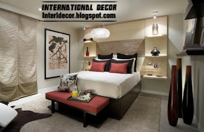 Modern bedroom designs - Modern bedroom ideas 2013