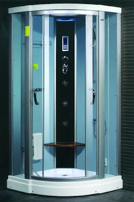 Decoraciones y mas duchas modernas para tu ba o en el 2013 for Duchas modernas